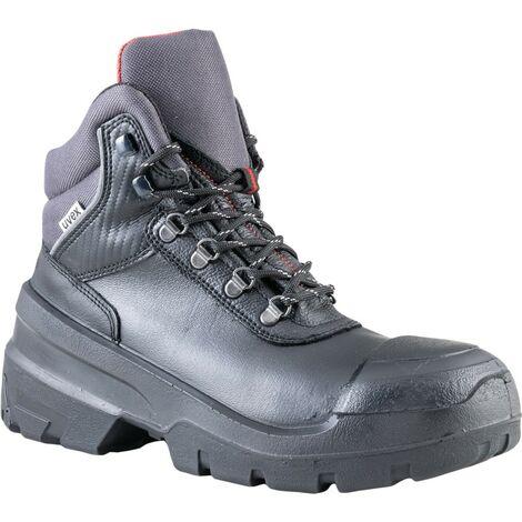 8401/2 Quatro Pro Black Safety Boots