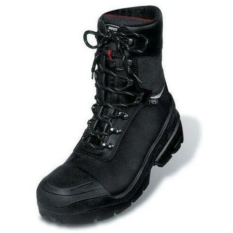 8402/2 Quatro Pro Men's Black Safety Boots