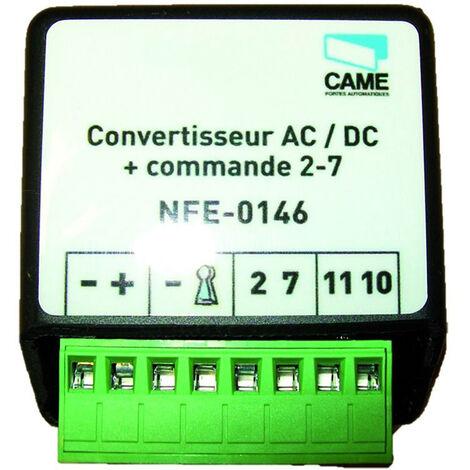 840EC-0010 Convertisseur alimentation Interphone CAME - CAME