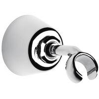 8414329338898 Roca - Soporte articulado cromado para ducha teléfono - Serie Florentina