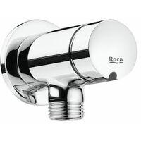 8433290301489 Roca - Grifo de paso angular exterior para urinario - Serie Avant
