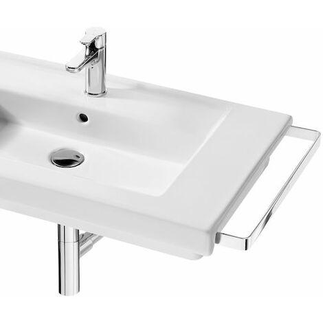 8433290343724 Roca - Toallero lateral derecho para lavabo - Serie Prisma