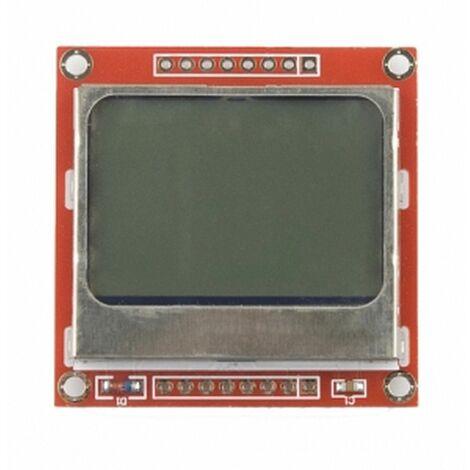 84x48 LCD - Nokia 5110 [Arduino Compatible]