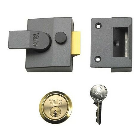 85 Series Deadlocking Nightlatch