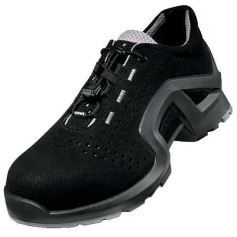 8511/8 Black/Grey Safety Trainers