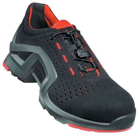8512/8 Black Safety Trainers
