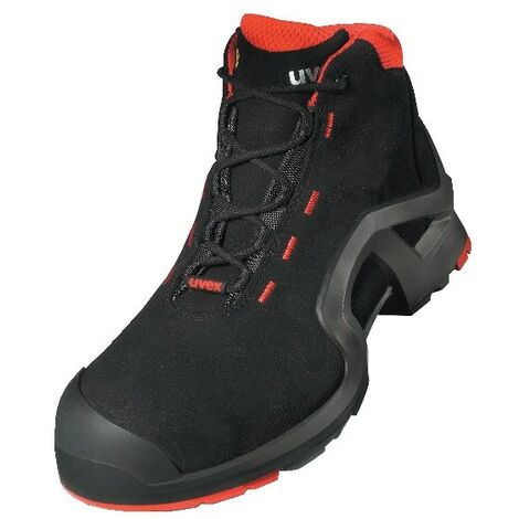 8517/2 1 SAFETY BOOTS3 SZ.8