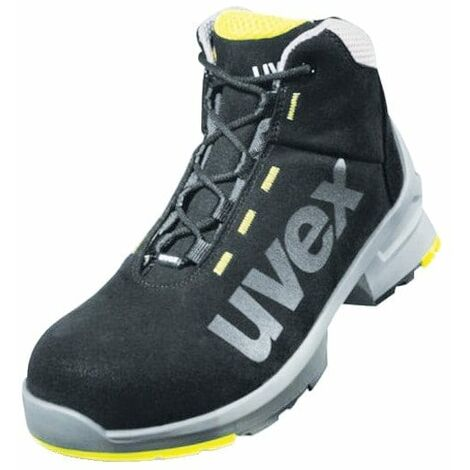 8545/8 Black Safety Boots