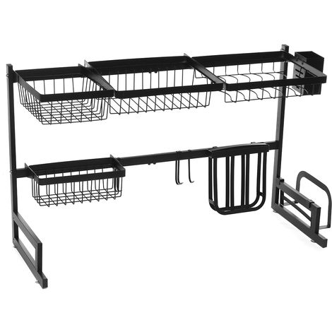 85cm Stainless Steel Kitchen Drainer Shelf