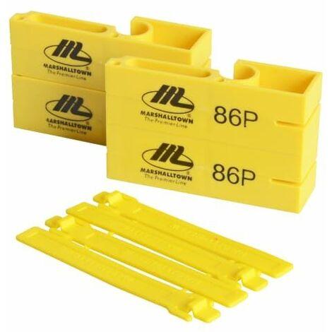 86P Plastic Line Blocks (2) (M/T86P)