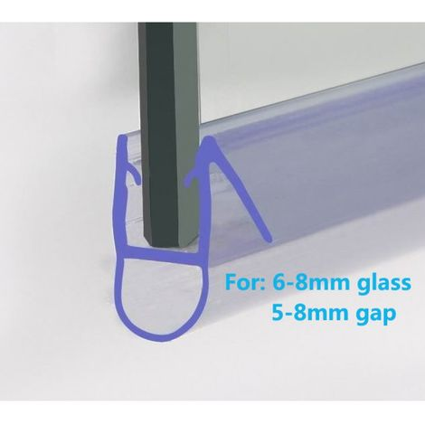 870mm Shower Seal For 6-8mm