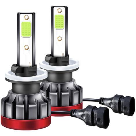 880/881 linterna LED Bombillas, 30W 3000 lumenes super brillante LED Faros Kit de conversion de IP68 a prueba de agua, paquete de 2.880 881