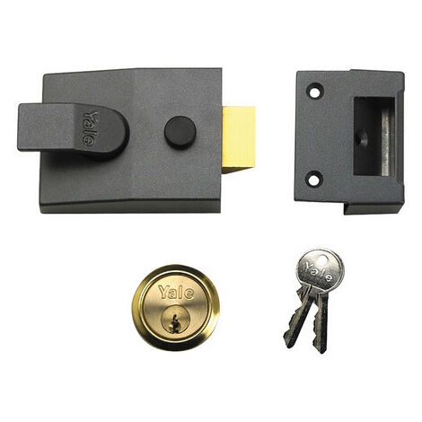 89 Series Deadlocking Nightlatch