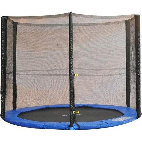 """main image of """"8ft Trampoline Net Replacement Safety Net Enclosure Net Spare New"""""""
