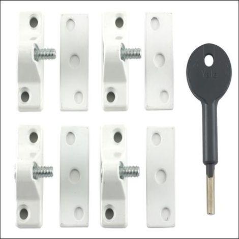 8K118 Economy Window Locks