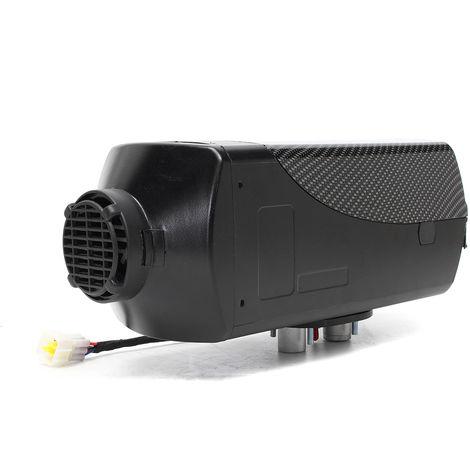 8KW 12V Aire diesel Calefacción LCD Interruptor W / Silenciador 10L Tanque de combustible para camiones Coches