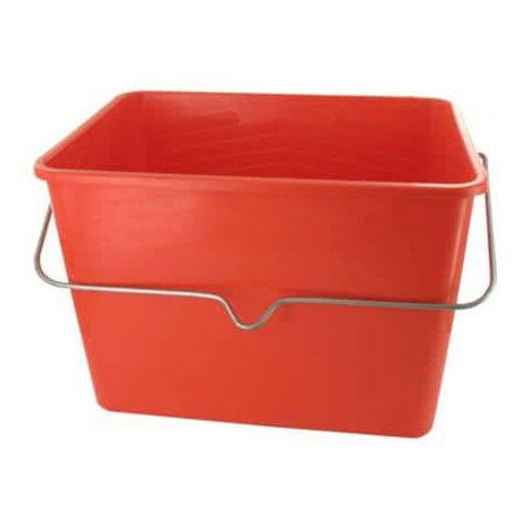 8L rectangle paint bucket