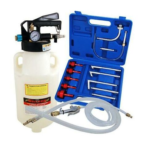 8ltr Pneumatic Air ATF Auto Transmission Fluid Extractor/Dispenser Pump