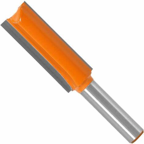 8mm Flush Trim Router Bits Extra Long Mèches Carbide Router Bits à Bois Fraise à Menuiserie Outil de Woodworking Cutter Lame