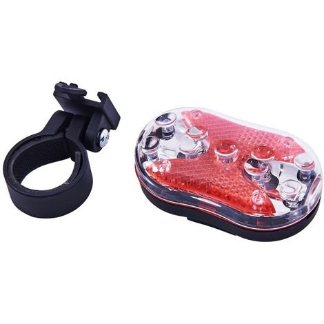9 Led Rear Bicycle Light