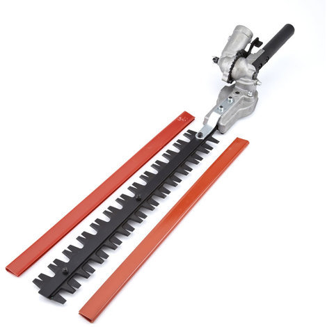 9 Spline Hedge Trimmer Attachment for Trueshopping 5in1 Petrol Multi Tools