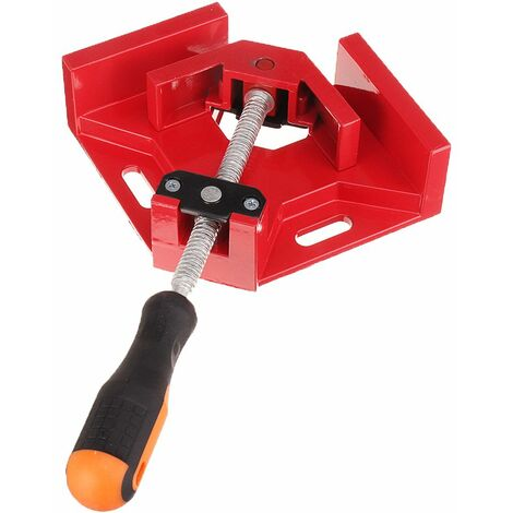 90 degrés coin angle droit pince Vice Grip travail du bois montage rapide en alliage d'aluminium pinces à outils poignée unique