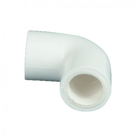 90° elbow and seals for condensate tube ø20