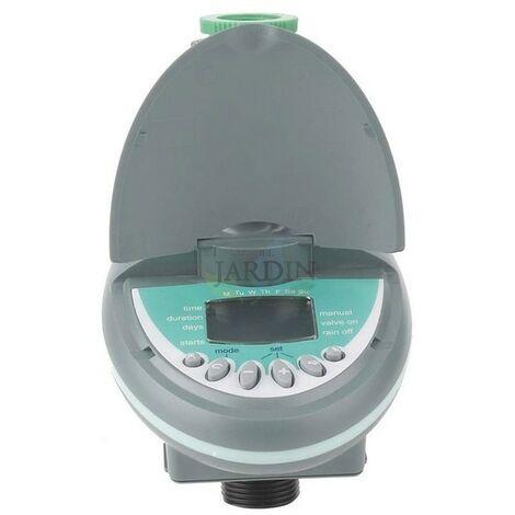 """9001 programmateur de robinet numérique filetage 3/4"""" 1 à 12h"""