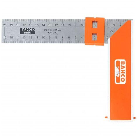 9048 Aluminium Block & Steel Try Squares
