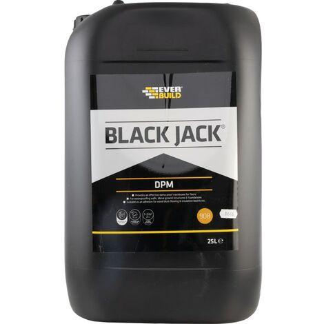 908 Everproof DPM Black Bitumen Paints