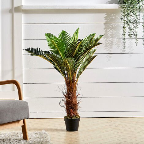 90CM Realistic Artificial Palm Tree With Pot