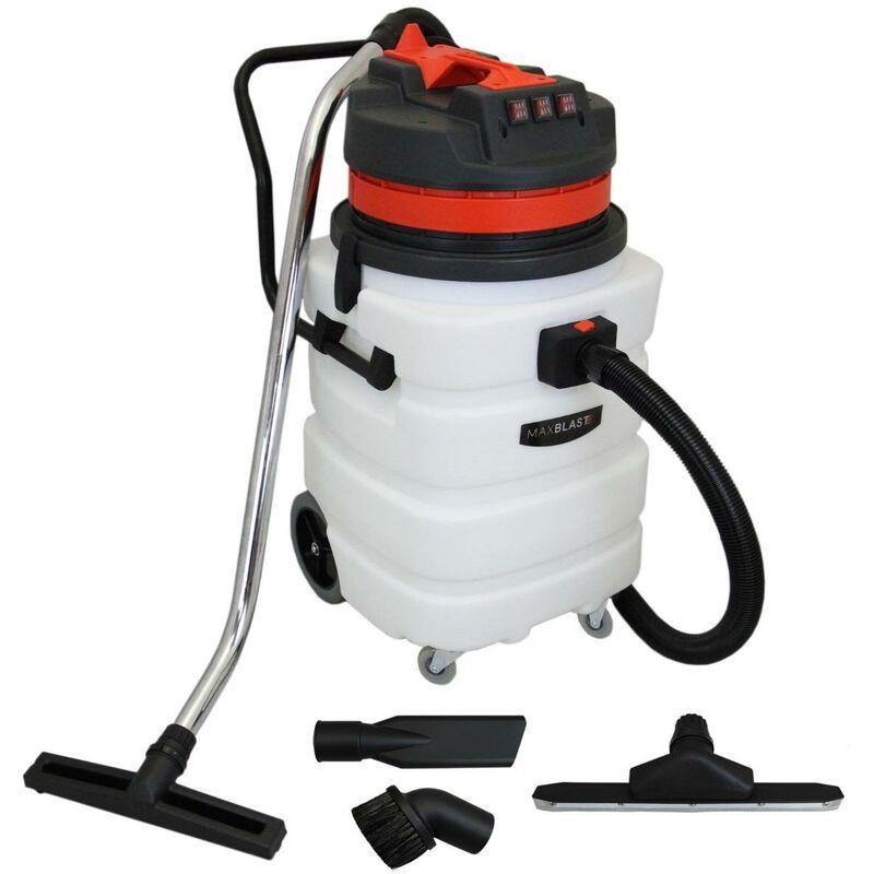 Image of 90L Maxblast Industrial Vacuum - Wet & dry