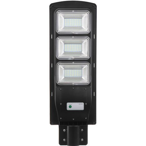 90W 180 Led Solar Street Light Pir Outdoor Motion Detector Wall Garden Lamp Ip67