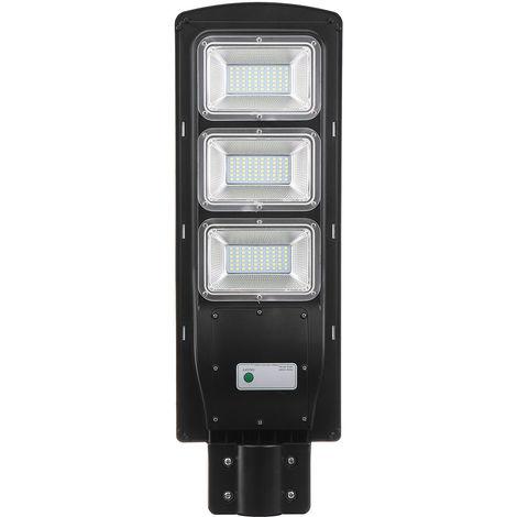 90W 180 Led Solar Street Light Pir Outdoor Motion Detector Wall Garden Lamp Ip67 Hasaki