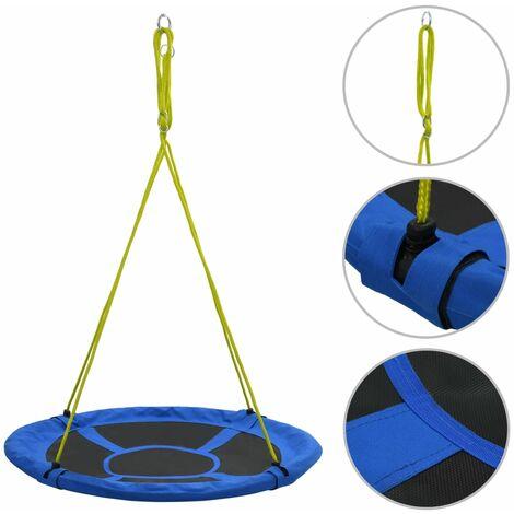 91807 Swing 110 cm 150 kg Blue