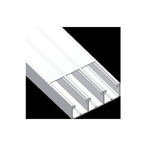 93 Canal 3 tapas blanco RAL9010 70x230 U23X UNEX 93138-2