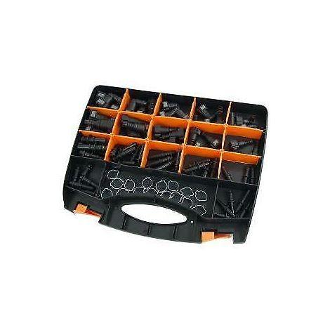 95 Piece Fuel Line Repair Kit & Connector Assortment
