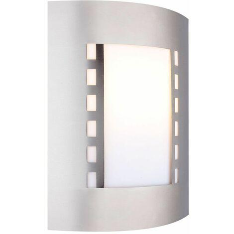 9.5 vatios LED casa de iluminación de la lámpara de la puerta exterior de acero inoxidable IP44 porche del patio