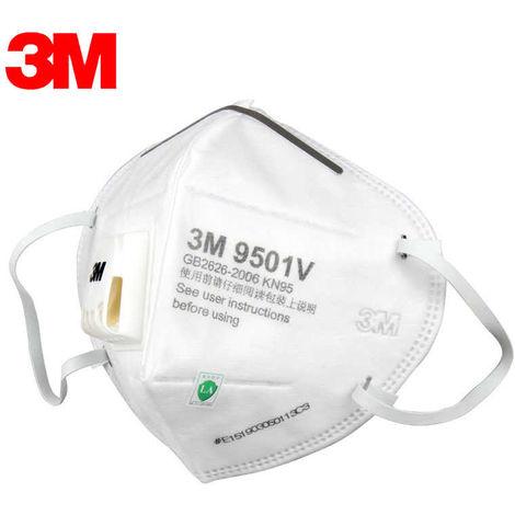 9501V Masques De Protection Kn95, 2 Pcs Masque filtrant