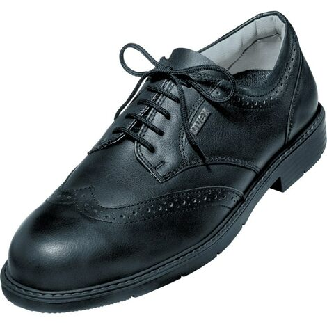 9541/9 Black Brogue Office Safety Shoes