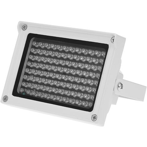 96 IR camera fill light Surveillance LED infrared light White