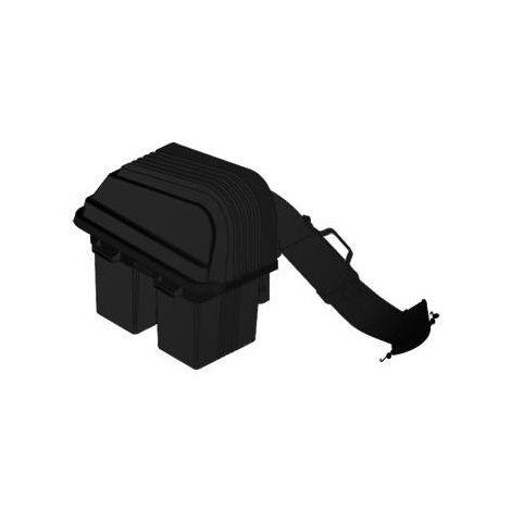 960710001 - Bac de ramassage double 250L pour tondeuse autoportée Mac Culloch 97cm