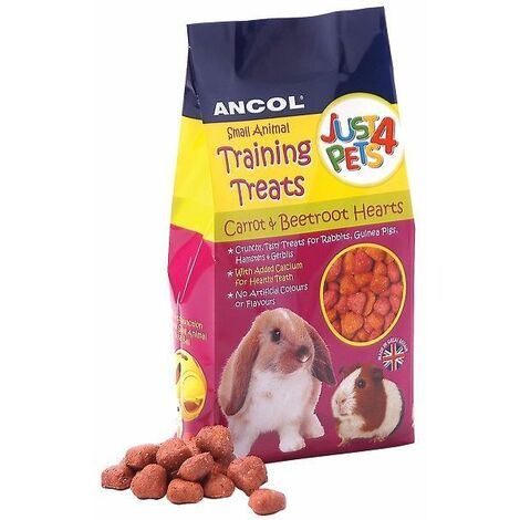 """main image of """"961000 - Small Animal Treat Beetroot & Carrot 90g"""""""