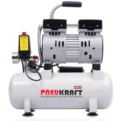 9L Air compressor oil free- 0.6HP 2.8CFM 116 PSI 450W