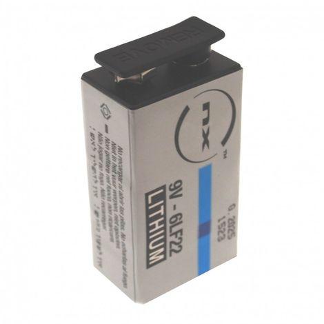 9v PP3 Lithium Battery [010-0020]