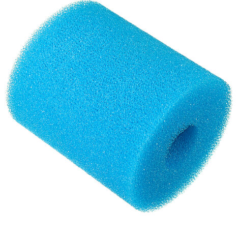 9x3x10.2cm Reusable Washable Swimming Pool Filter Foam Sponge Suitable Foam Cartridge Bubble Thrown Pure SPA for IIntex Type H Mohoo