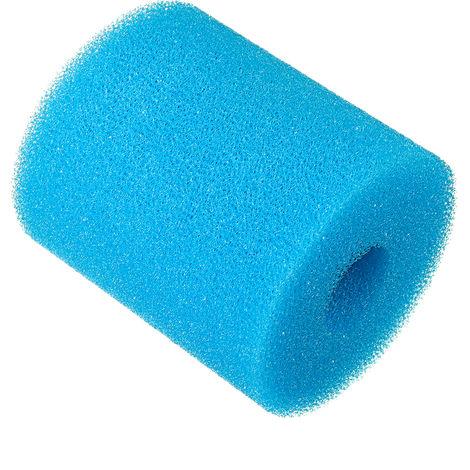 9x3x10.2cm Reusable Washable Swimming Pool Filter Foam Sponge Suitable Foam Cartridge Bubble Thrown Pure SPA for IIntex Type H Sasicare