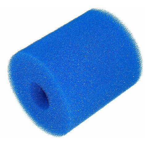 9x3x10.2cm Réutilisable Lavable Piscine Filtre Mousse Éponge Cartouche Mousse Appropriée Bulle Jetté Pur SPA pour IIntex Type H LAVENTE