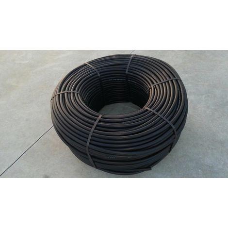 Manichetta gocciolante irrigazione a goccia tubo 16 mm passo 20 x 100 250 500 m.