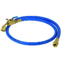 """A/C, Frost tools - Blue hose pipe length 0,90m Ø 1/4"""""""